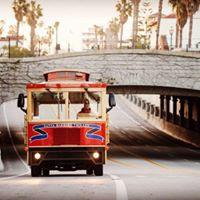 Santa Barbara Trolley Company logo