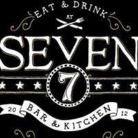 Seven Bar & Kitchen logo