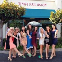 Tina's Nail Salon Inc logo
