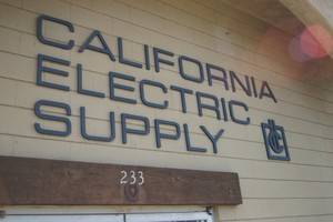 Photo uploaded by California Electric Supply