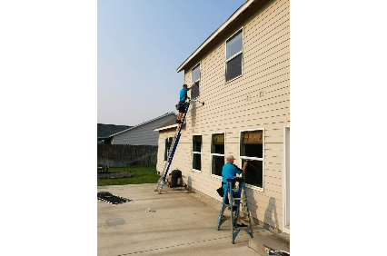 Photo uploaded by Crystal Clear View Window Cleaning