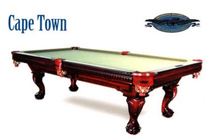 Photo uploaded by Mission Pool Tables & Games