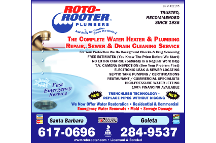 Photo uploaded by Roto-Rooter Plumbing & Drain Service
