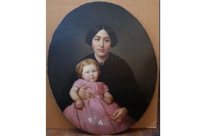 Photo uploaded by South Coast Fine Arts Conservation Center Inc