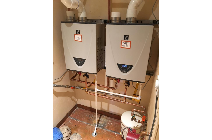 Photo uploaded by Lewis Plumbing