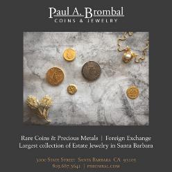 Santa Barbara Money Museum logo