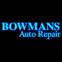 Bmw-Independent Repair Bowman's Auto Repair logo