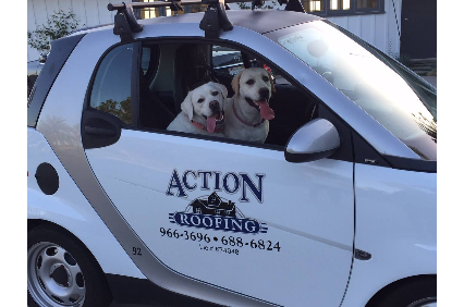 Photo uploaded by Action Roofing