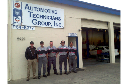 Photo uploaded by Cadillac Independent Repair - Automotive Technicians Group - Atg