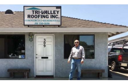 Photo uploaded by Tri-Valley Roofing Inc