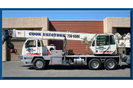 Photo uploaded by Cook Erectors Inc