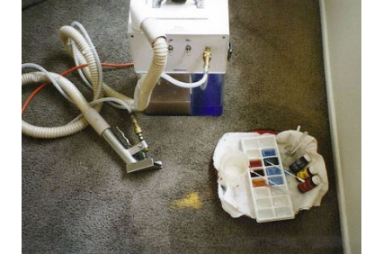 Photo uploaded by Color Works Carpet Cleaning Co