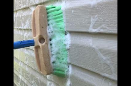 Photo uploaded by David Stears Window & Rain Gutter Cleaning