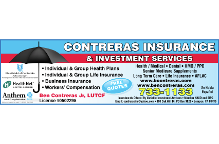 Photo uploaded by Contreras Insurance & Investment Services