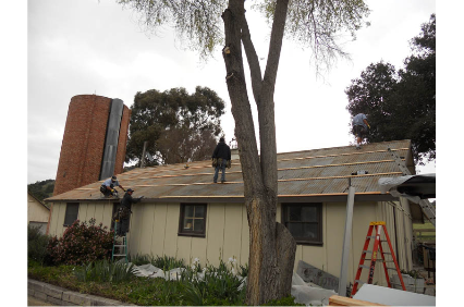 Photo uploaded by Black Gold Roofing Inc