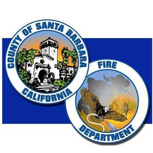 Photo uploaded by Santa Barbara County Fire Department
