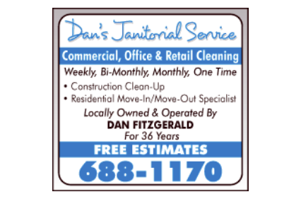 Photo uploaded by Dan's Janitorial Service