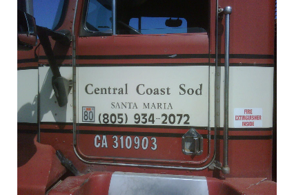 Photo uploaded by Central Coast Sod