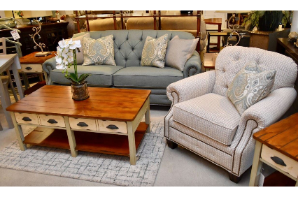 Photo uploaded by Donna's Interior Furniture & Designs Inc