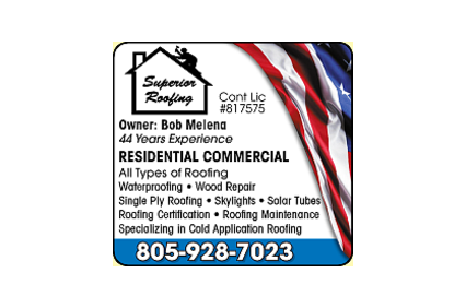 Photo uploaded by Superior Roofing