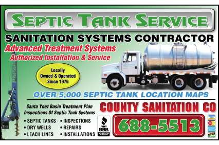 Photo uploaded by County Sanitation Co