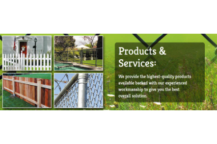 Photo uploaded by Atlas Fence Co
