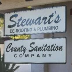 Stewart's Plumbing logo