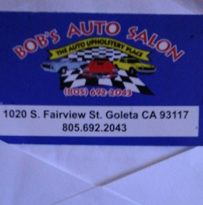 Photo uploaded by Bob's Auto Salon