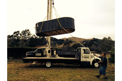 Photo uploaded by Buck's Spa Moving & Transport
