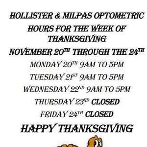 Photo uploaded by Hollister Optometric Center