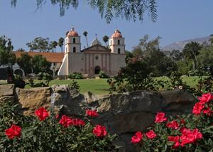 Photo uploaded by Old Mission Santa Barbara