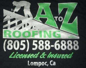 Photo uploaded by A To Z Roofing