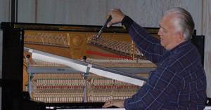 Photo uploaded by Schwendtner Piano Service