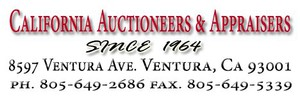 Photo uploaded by California Auctioneers