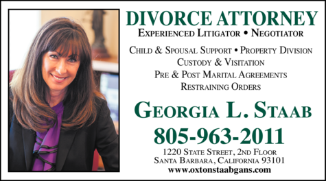 Yellow Pages Ad of Staab Georgia L Attorney At Law