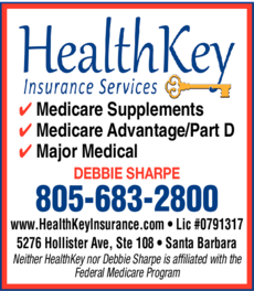 Yellow Pages Ad of Healthkey Insurance Services