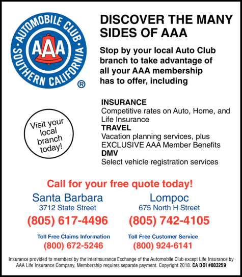 Print Ad of Aaa Automobile Club Of Southern California