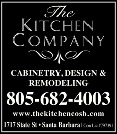Yellow Pages Ad of Kitchen Company The