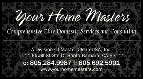 Yellow Pages Ad of Your Home Masters