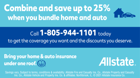 Yellow Pages Ad of Allstate