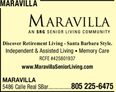 Yellow Pages Ad of Maravilla