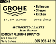Yellow Pages Ad of Grohe