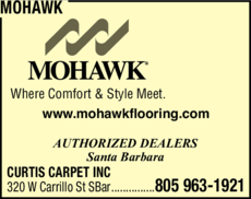 Yellow Pages Ad of Mohawk