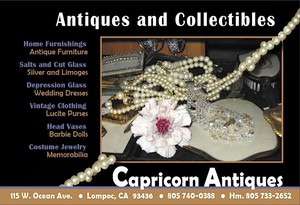 Photo uploaded by Capricorn Antiques & Collectibles