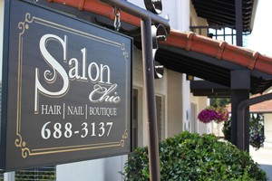 Photo uploaded by Salon Chic
