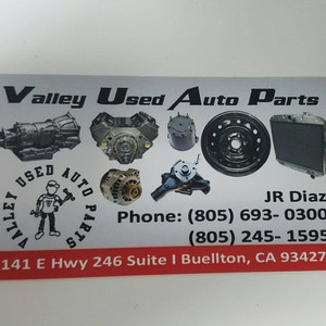 Photo uploaded by Valley Used Auto Parts