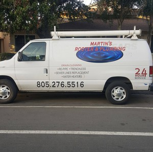Photo uploaded by Martin's Rooter & Plumbing