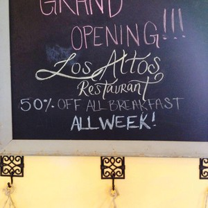 Photo uploaded by Los Altos Restaurant