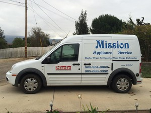 Photo uploaded by Mission Appliance Service