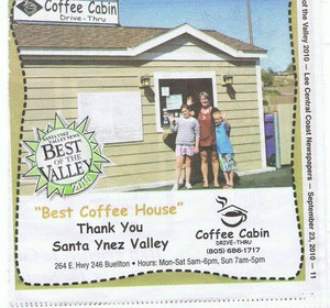 Photo uploaded by Coffee Cabin